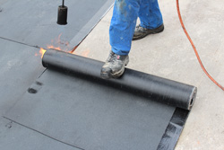 Residential and commercial flat roofs in FL