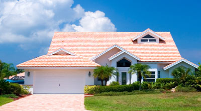 Clay Tile installation in Saint Petersburg, FL